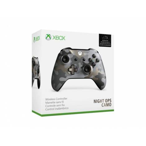 Xbox Wireless Controller   Night Ops Camo Special Edition (Xbox One)