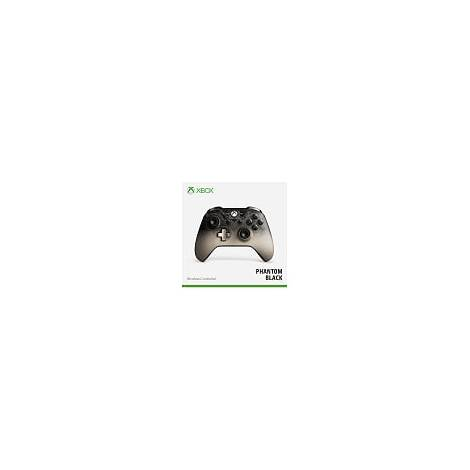Xbox Wireless Controller   Phantom Black Special Edition εγγύηση microsoft