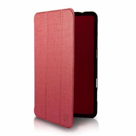 XtremeMac Microfolio Case for 7-Inch Samsung Galaxy Tab 4 - Red