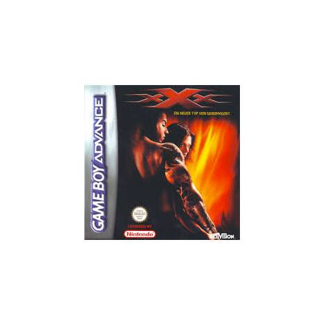 xXx - The Game -χωρίς κουτάκι (GAMEBOY ADVANCE)
