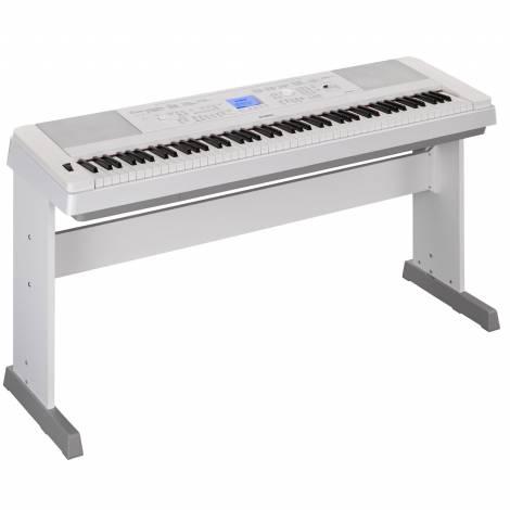 YAMAHA DGX-660WH Hλεκτρικό πιάνο - Αρμόνιο White