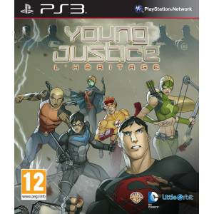 Young Justice Legacy (PS3)