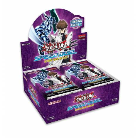 YU-GI-OH!: ATTACK FROM THE DEEP BOOSTER DISPLAY