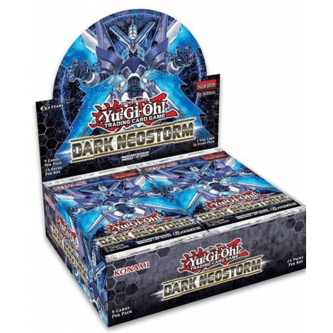 YU-GI-OH!: DARK NEOSTORM BOOSTER DISPLAY