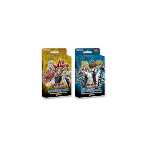 YU-GI-OH!: DESTINY MASTERS & DUELISTS OF TOMORROW SPEED DUEL STARTER DECKS DISPLAY
