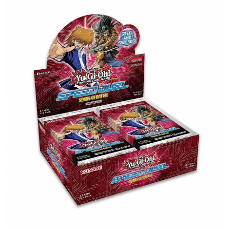 YU-GI-OH!: SPEED DUEL SCARS OF BATTLE BOOSTER BOX