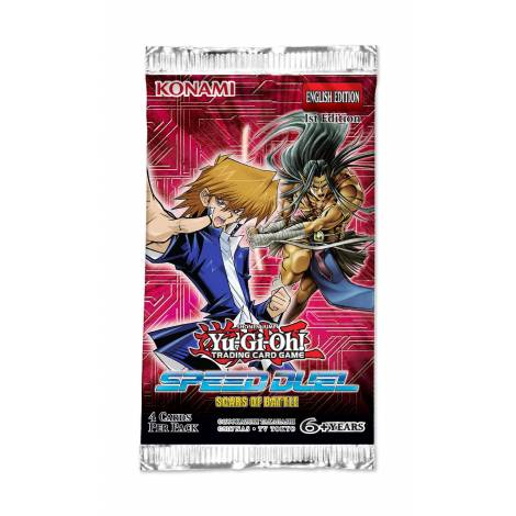 YU-GI-OH!: SPEED DUEL SCARS OF BATTLE BOOSTER