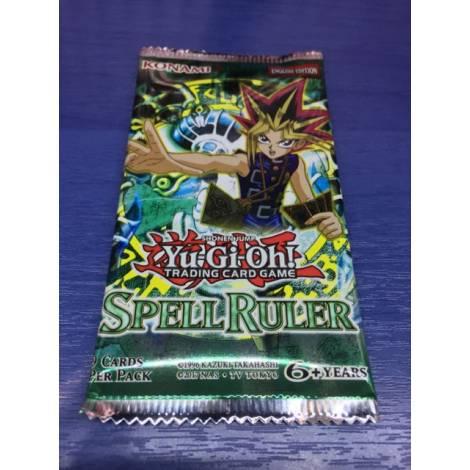 Yu-gi-oh! Spell Ruler Booster Pack