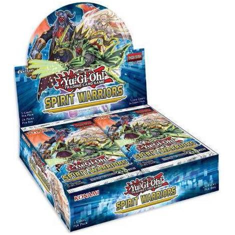 Yu-Gi-Oh! Spirit Warriors Booster Box