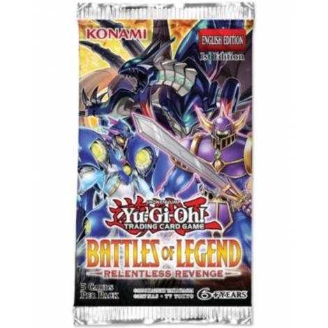Yu-Gi-Oh! TCG – Battles of Legend: Relentless Revenge Booster Pack
