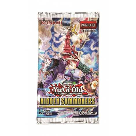Yu-Gi-Oh! TCG Booster - Hidden Summoners