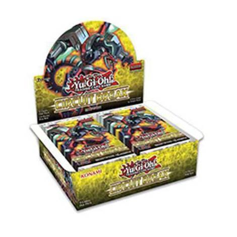 Yu-Gi-Oh! TCG - Circuit Break Booster Box