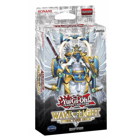 Yu-Gi-Oh! TCG – Wave of Light Structure Deck