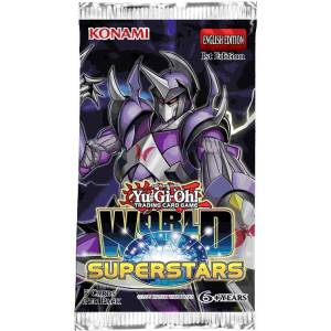 Yu-Gi-Oh! TCG – World Superstars Booster Pack