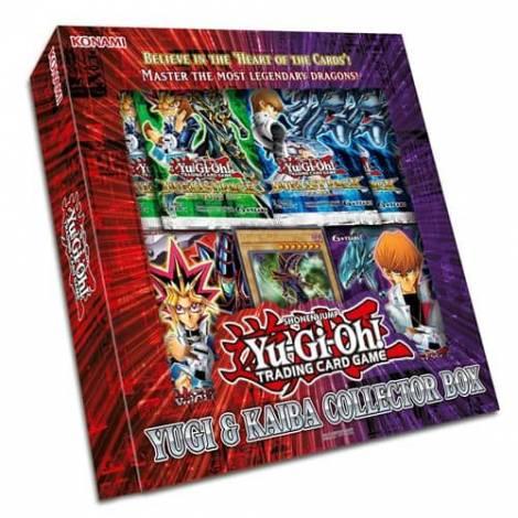 YU-GI-OH!: YUGI & KAIBA COLLECTOR'S BOX