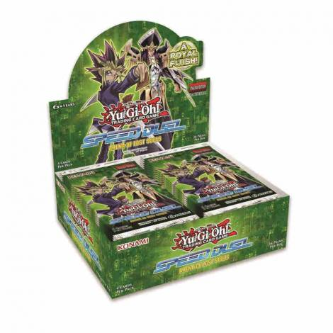 YU-GI-OH!:ARENA OF LOST SOULS BOOSTER BOX