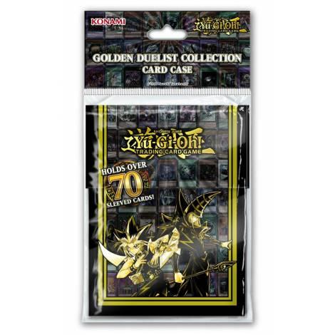 YU-GI-OH!GOLDEN DUELIST CARD CASE
