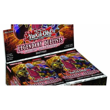 YuGiOh Ancient Millenium Booster Box