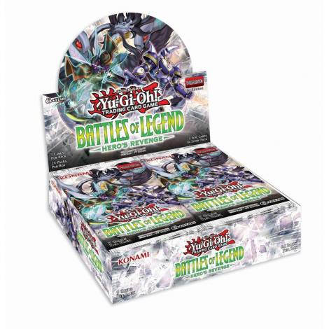 YuGiOh - Battles Of Legend : Heroes Revenge - Booster Box