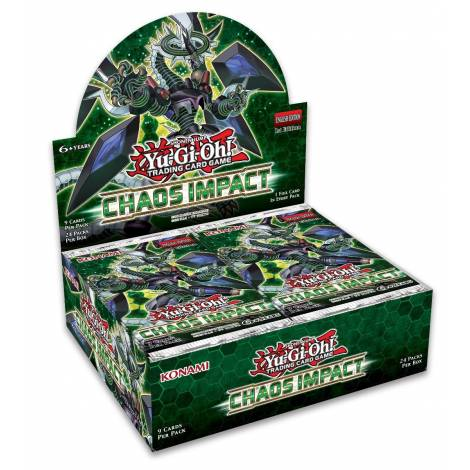 YuGiOh - Chaos Impact Booster Box
