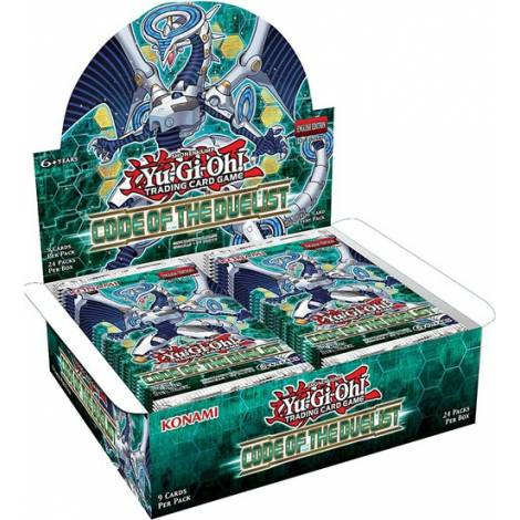 YuGiOh - Code of The Duelist Booster Box