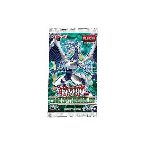 YuGiOh - Code of The Duelist Booster Pack