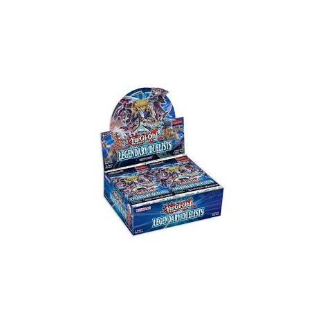 YuGiOh : Legendary Duelists - Booster Box