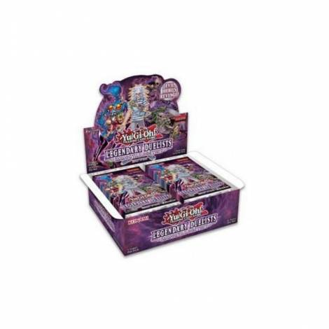 YuGiOh! Legendary Duelists - Immortal Destiny Booster Box