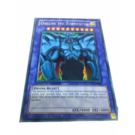 YuGiOh ! OBELISK THE TORMENTOR LC01-EN001 Ultra Rare