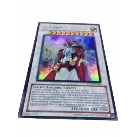 YuGiOh ! Odin Father of the Aesir STOR-EN040 Ultra Rare