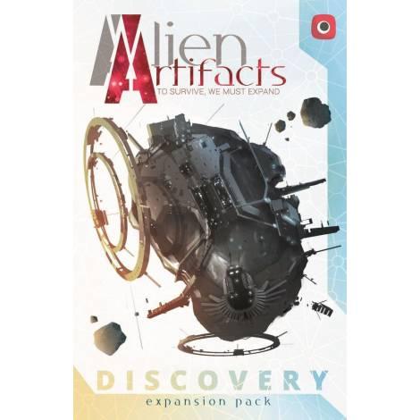 (ΚΑΙΣΣΑ) Portal Games  ALIEN ARTIFACTS:DISCOVERY (exp)