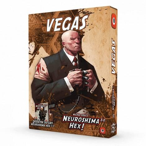 (ΚΑΙΣΣΑ) Portal Games NEUROSHIMA HEX 3.0: VEGAS (exp)