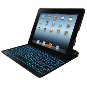ZAGGkeys - Profolio + (Apple iPad 2/3/4th Gen) - Black