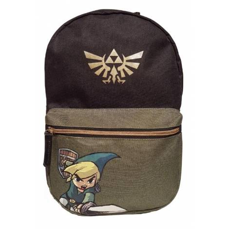 Zelda - Black Woods Boys Backpack (BP003035ZEL)