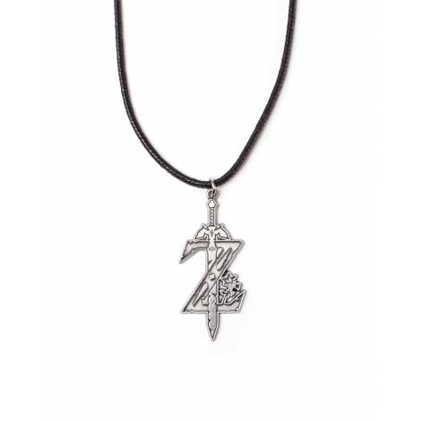 Zelda - Breath of the Wild Logo Necklace (JE100418ZEL)