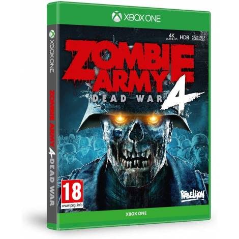 Zombie Army 4: Dead War (Xbox One) (Pre-Order Bonus)