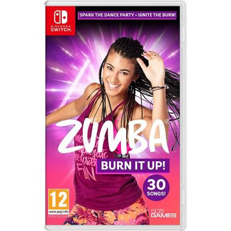 Zumba Burn It Up (Nintendo Switch)